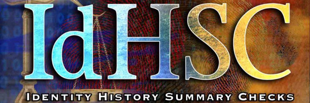 FBI Channeler - Identity History Summary Checks